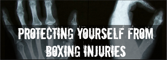Protecting yourself from boxing injury